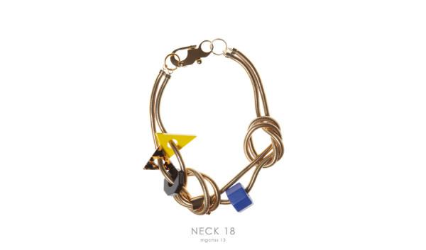 neck 18 coliac