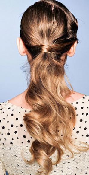 ponytail Luisa Beccaria