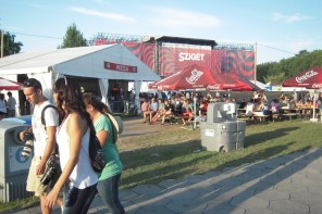 The sziget festival: you must go!