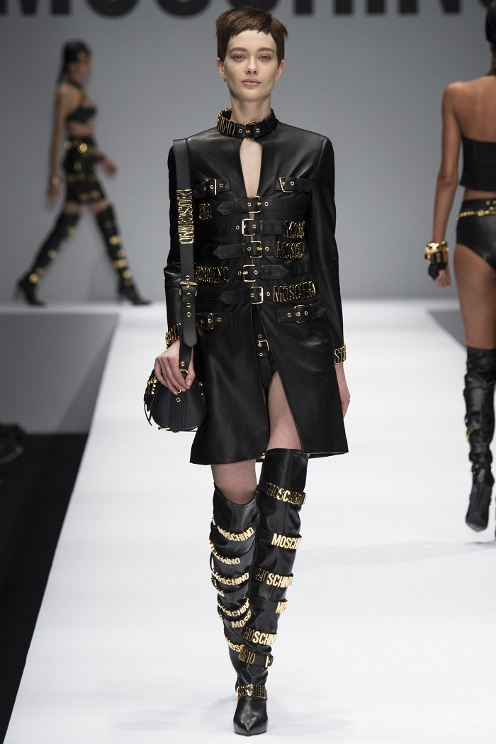 Moschino Fall Winter 2014 15 Women S Collection: Jeremy Scott: Moschino Collection And More