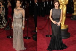 Oscar 2014: the best dresses