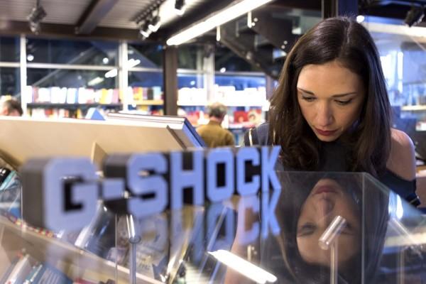 G-shock 1.0