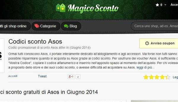 magicosconto.it