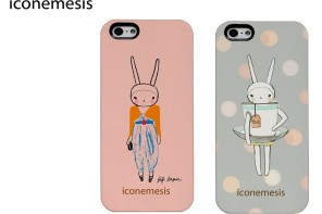 Iconemesis: Iphone cases!