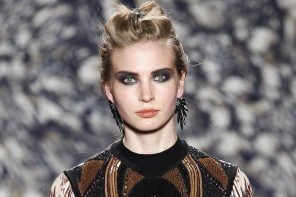 Makeup trends Fall 2014: the smokey eyes!