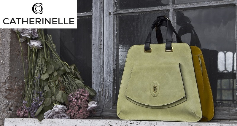 Catherinelle: bags between past and future!