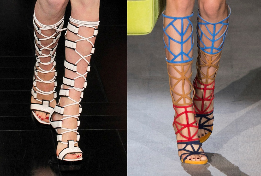 Shoes 2015: spring-summer trends