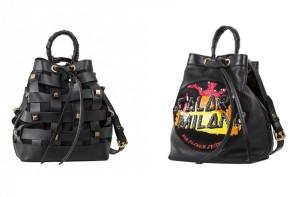 Salar Milano: Rock bags!