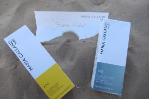 Maria Galland: summer beauty treatments!