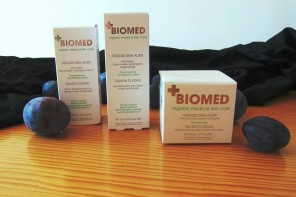 Biomed forget your age: the facial care for your winter time