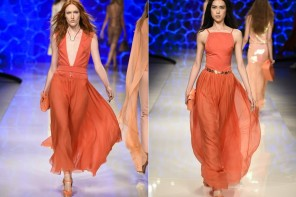 Aigner Fashion show: summer 2016 collection