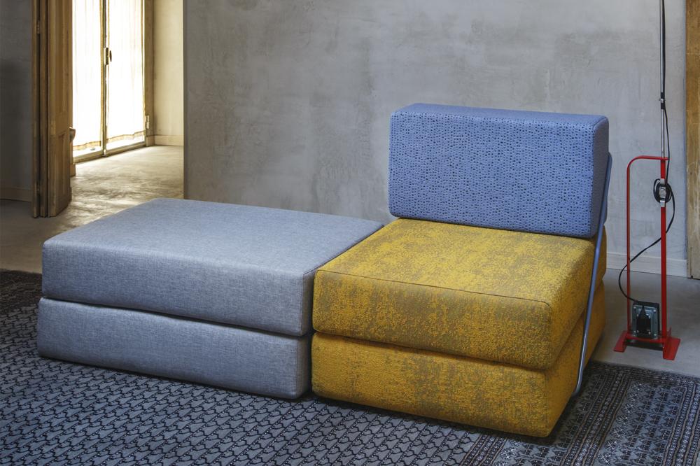 Rodolfo il nuovo divano firmato lovethesignagoprime - Divano modulare economico ...