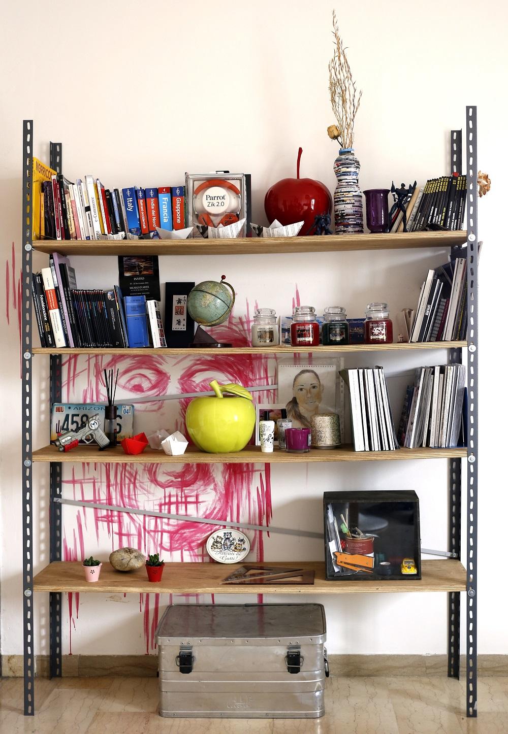 Libreria fai da te e decorazioni by yankee candleagoprime for Libreria fai da te