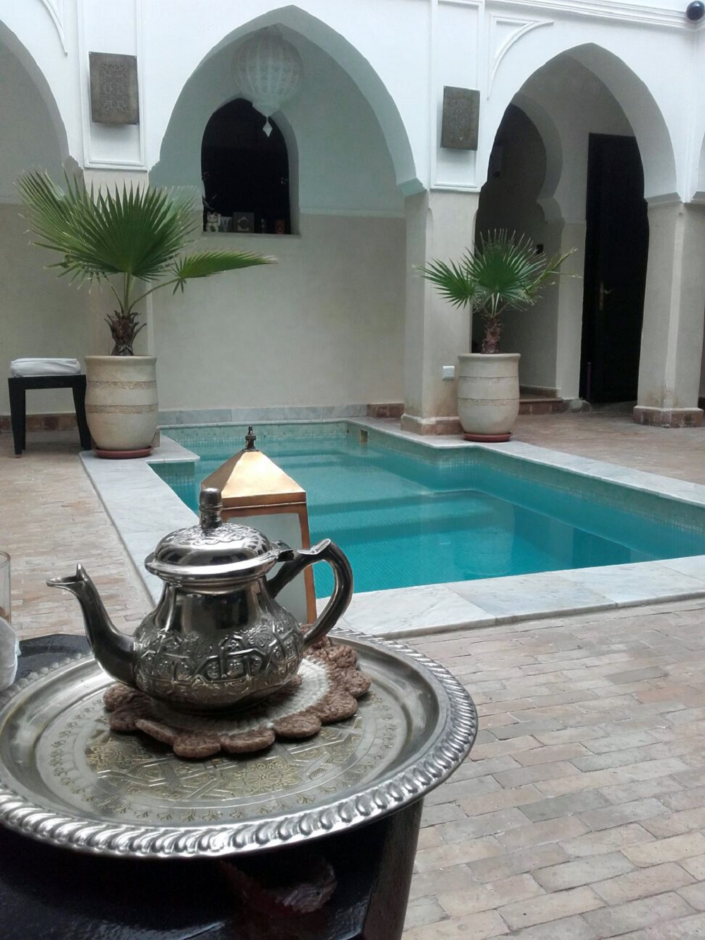 Riad Aliya Holiday in Marrakech