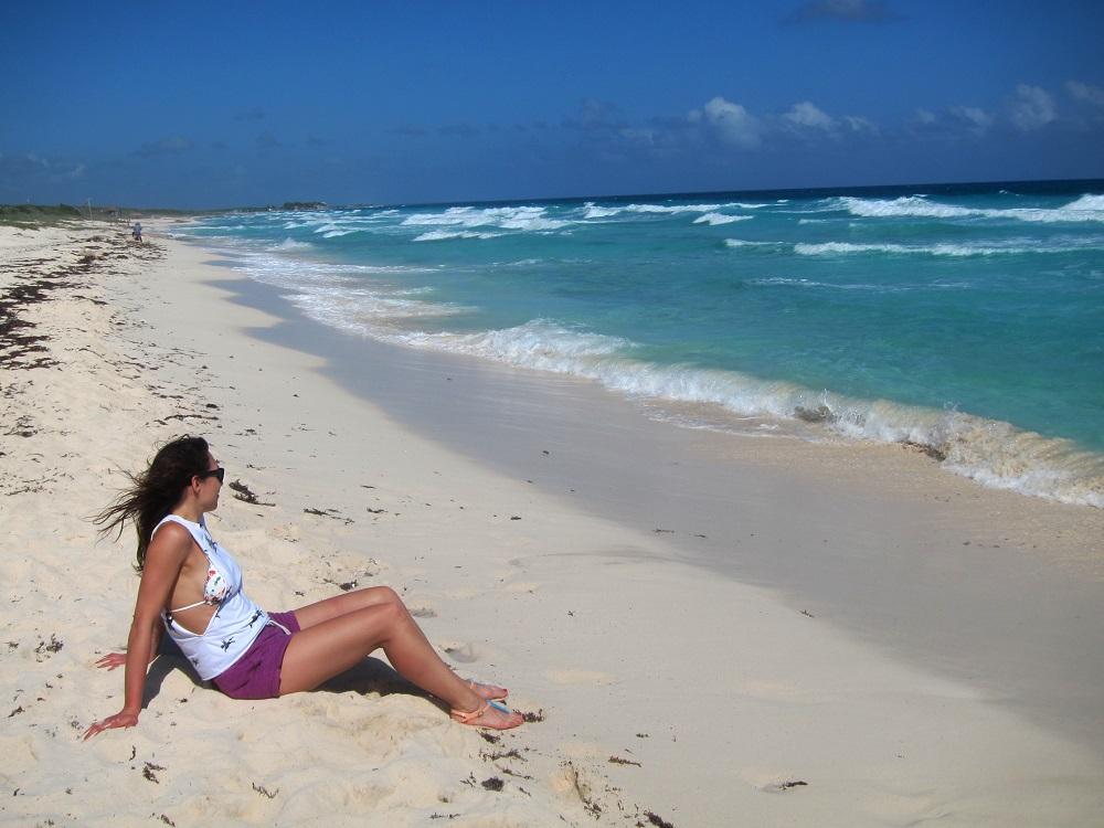 Isola_di_cozume_messico_spiaggia_bianca_deserta