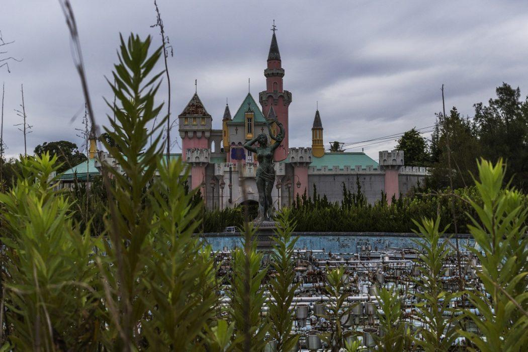 Nara Dreamland: il parco giochi abbandonato più grande al mondo