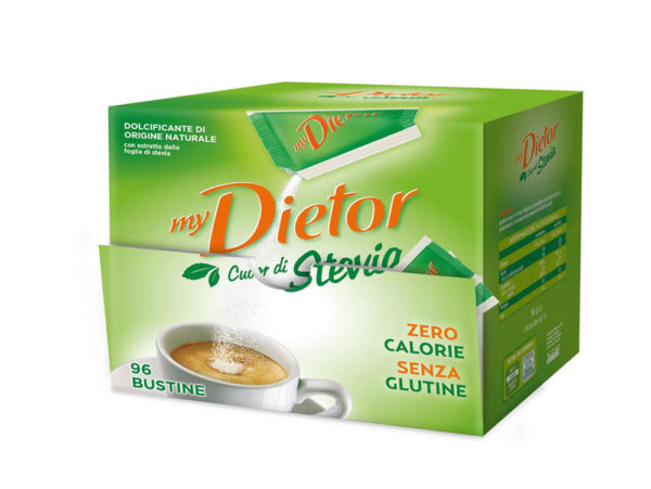 MyDietor da 40 anni è parte delle nostre abitudini quotidiane: c'è chi lo preferisce nel caffè al bar, chi nel latte alla mattina o magari nella tisana della sera.