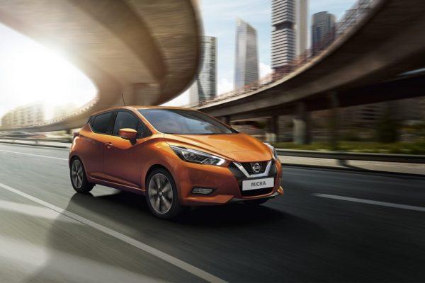 Nuova Nissan Micra: Un'auto che sfida gli standard delle berline compatte in fatto di design! provala in anteprima nella concessionaria Renord a Milano!