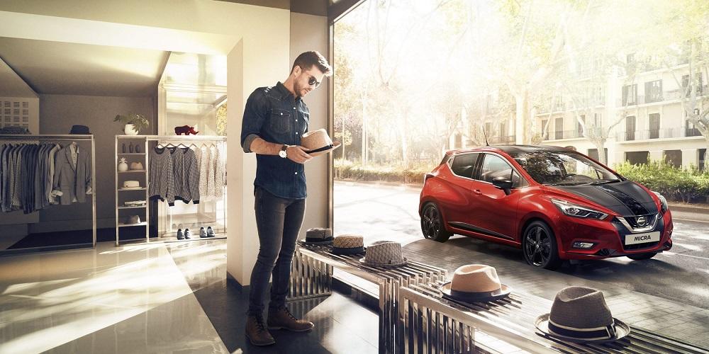 Nuova Nissan Micra: provala in anteprima nella concessionaria Renord a Milano!