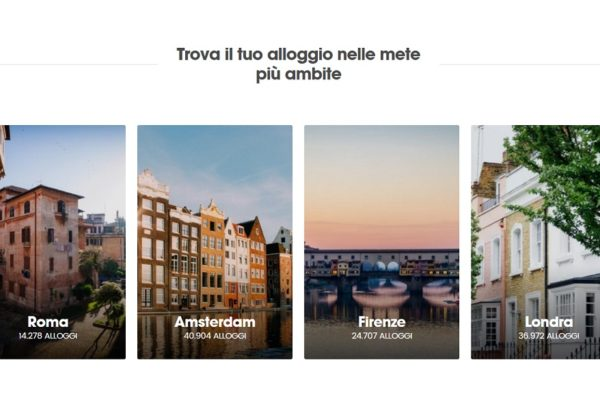 Prenota la tua casa vacanze in modo semplice ed economico: scegli Hundredrooms.it! Confronta per noi centinaia di siti web!