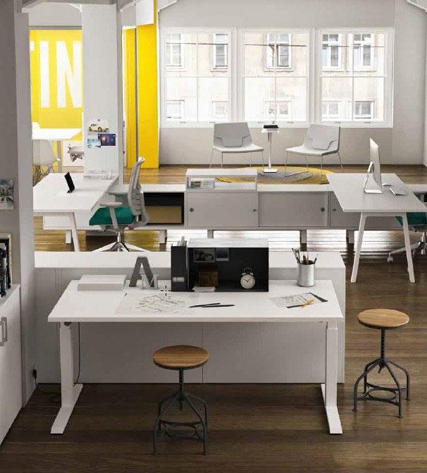 Arredamento di design castellani tutto per l 39 ufficio e for Arredamento particolare per la casa
