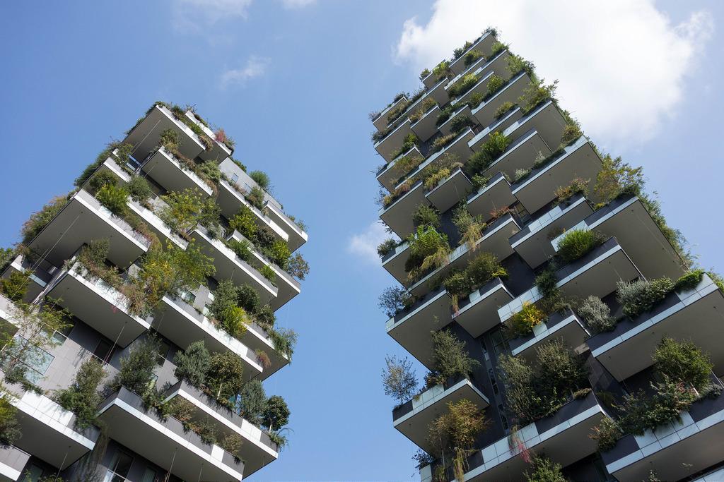 Design eco sostenibile da milano alla cinaagoprime for Bosco verticale architetto
