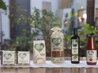 Amo Essere Biologico è una linea di prodotti provenienti da Agricoltura Biologica dedicata ai consumatori sensibili ai temi della salvaguardia delle risorse naturali