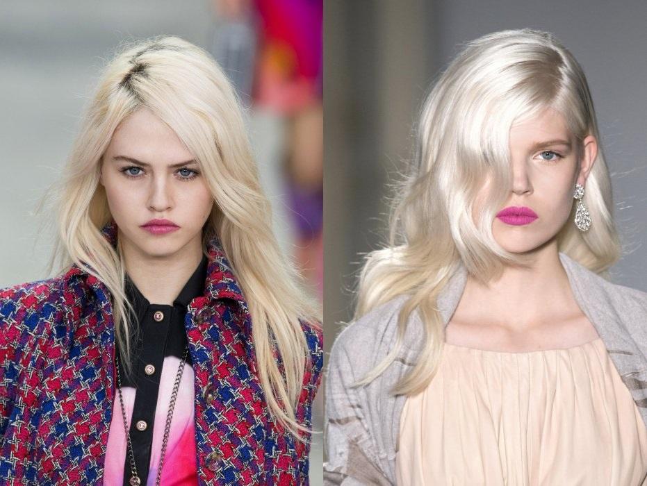 Tendenze capelli 2018 il biondo sempre di moda agoprime - Barbie senza colore ...
