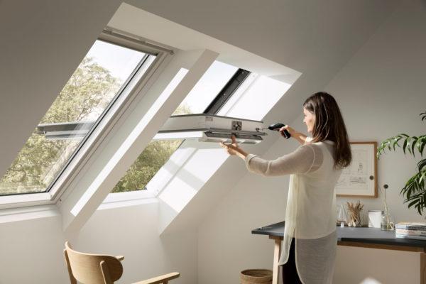 Lo studio degli spazi di una casa è fondamentale per viverla al meglio. Avete mai pensato di rendere la mansarda abitabile? Con i Velux è possibile!