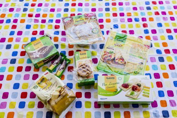 Giusto by giuliani alimentazione sana senza glutine