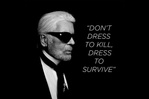 Karl Lagerfeld morte