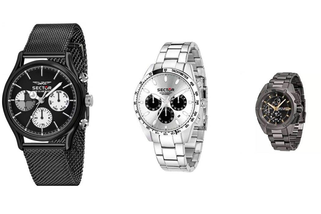 orologi sector da uomo