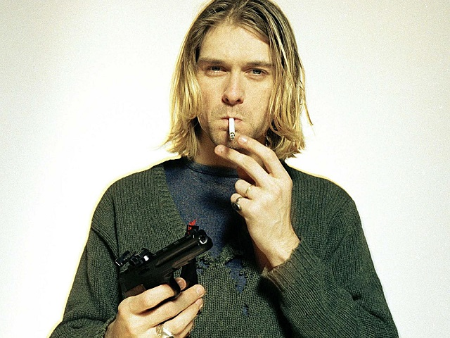 Kurt-Cobain-Wallpaper