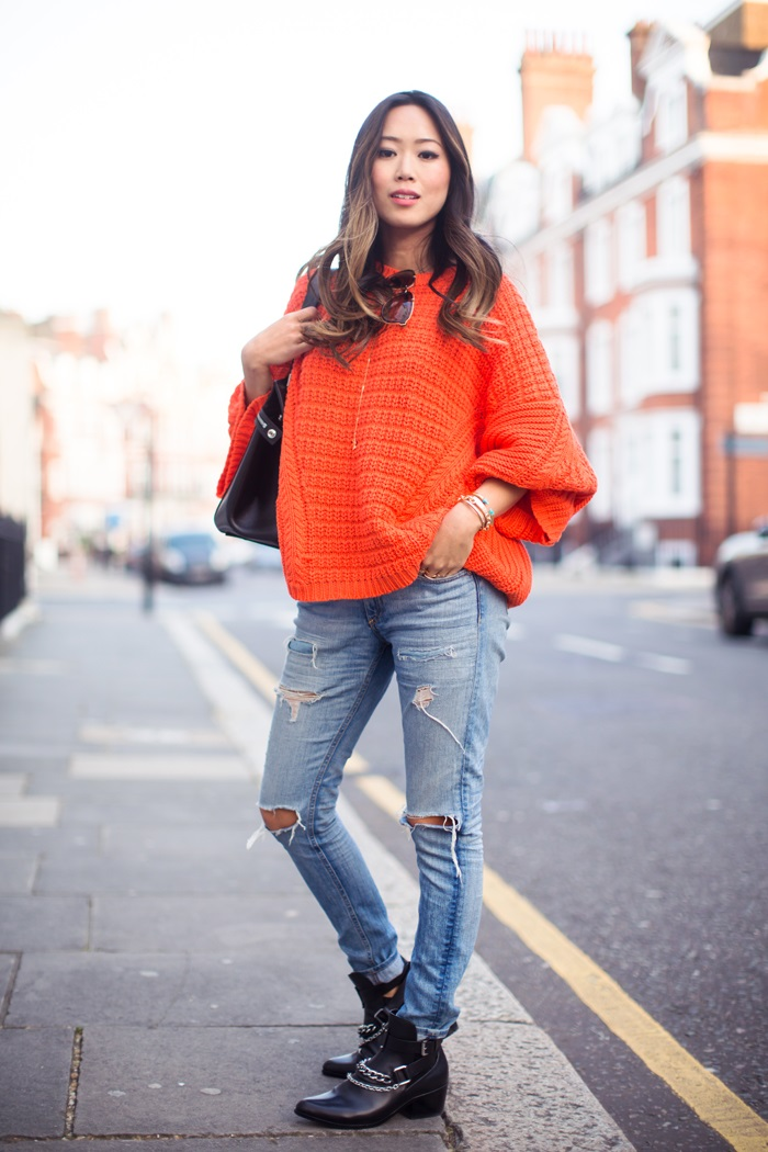7.song_of_style_orange_sweater_ripped_jeans_2