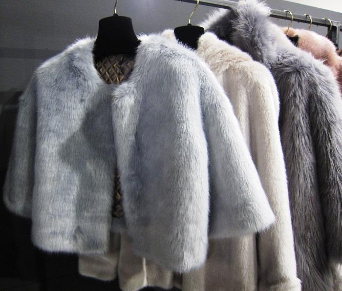 Blf 1 pelliccia ecologica