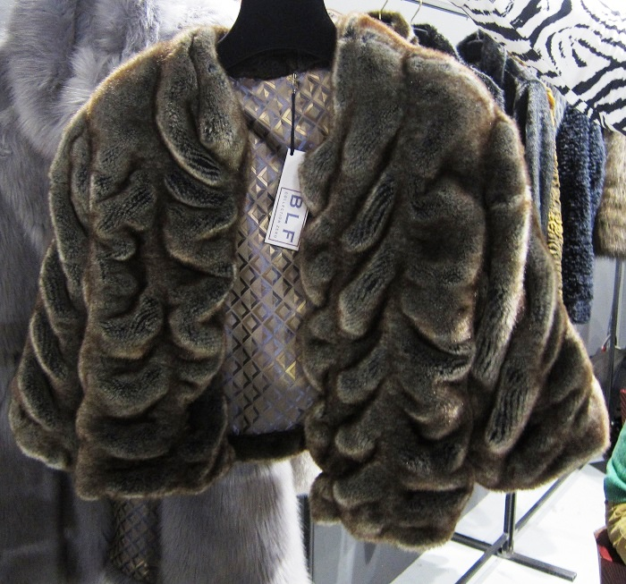 Blf 2 pelliccia ecologica