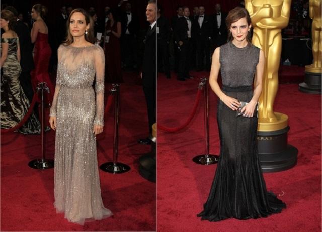 z-Angelina Jolie e Emma Watson Oscar 2014