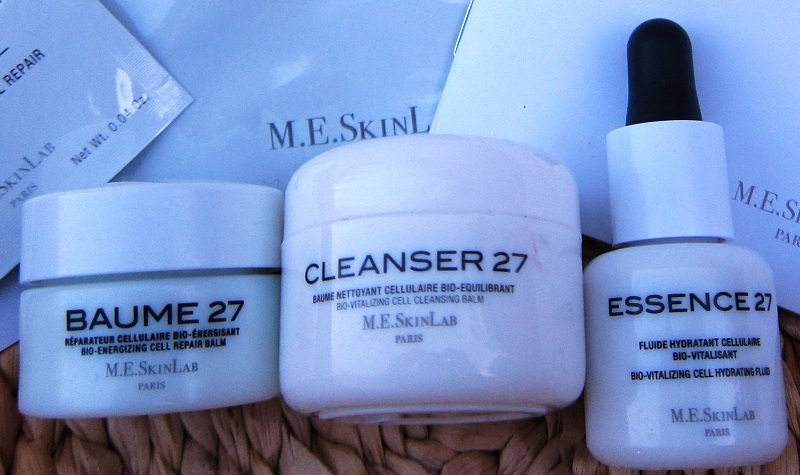 Cosmetics 27 viso kit
