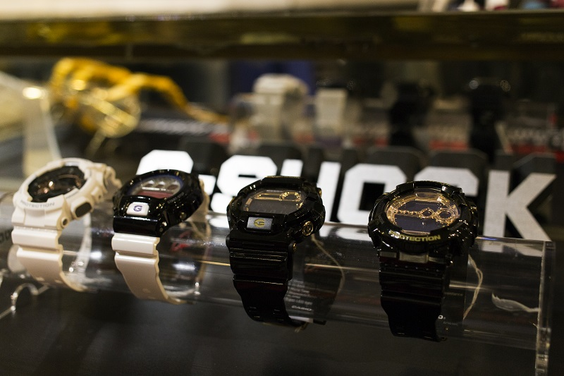 G-shock 2 limited edition 2