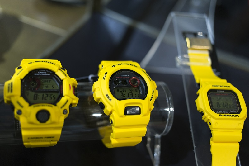 G-shock 2 limited edition