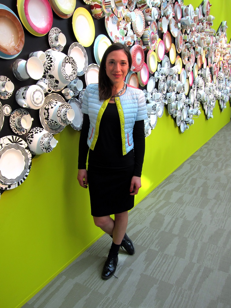 Milano design week outfit 2.12