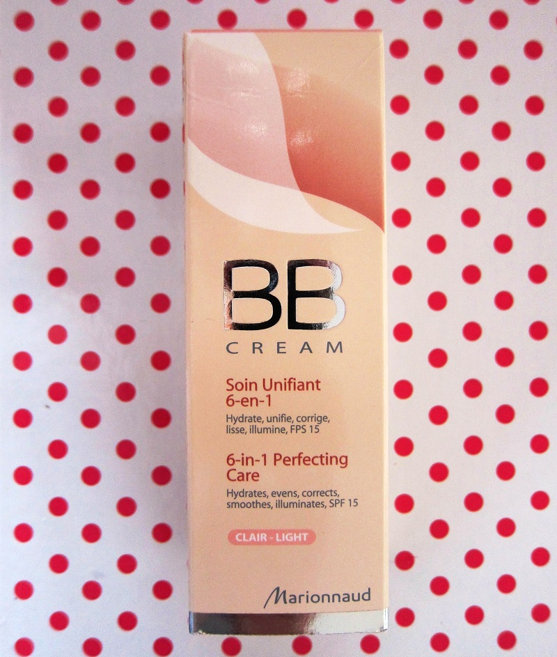 Marionnaud bb cream