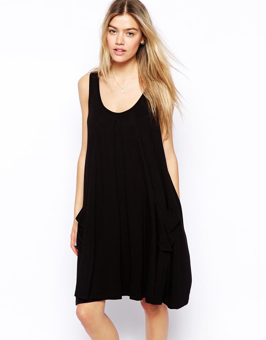 abiti nero mezzo