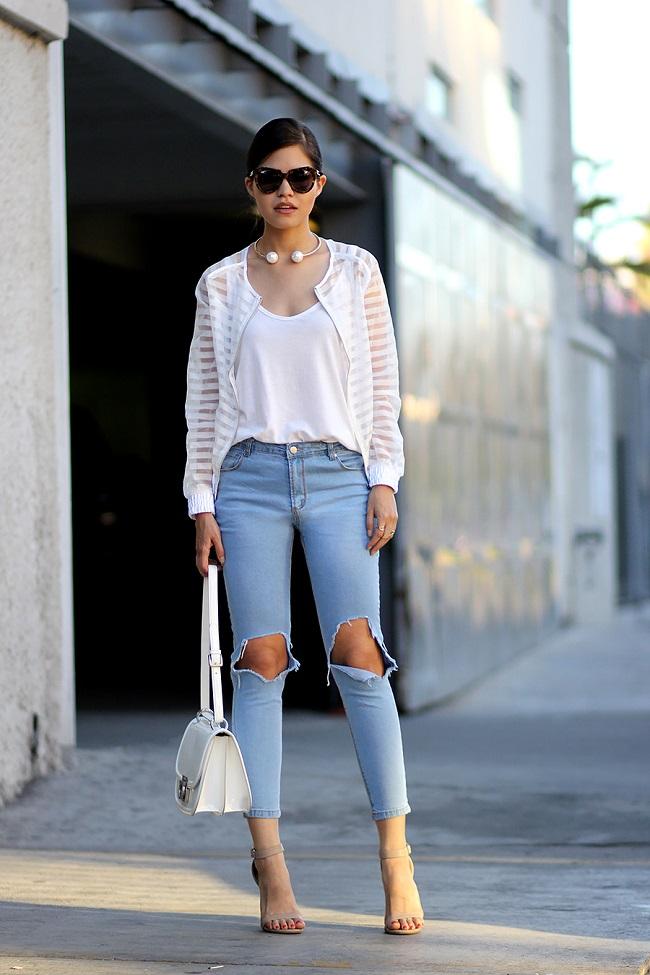 1-sheinside-sheer-bomber-jacket-busted-knee-jeans-salvatore-ferragamo-bag-karen-walker-sunglasses-ootd