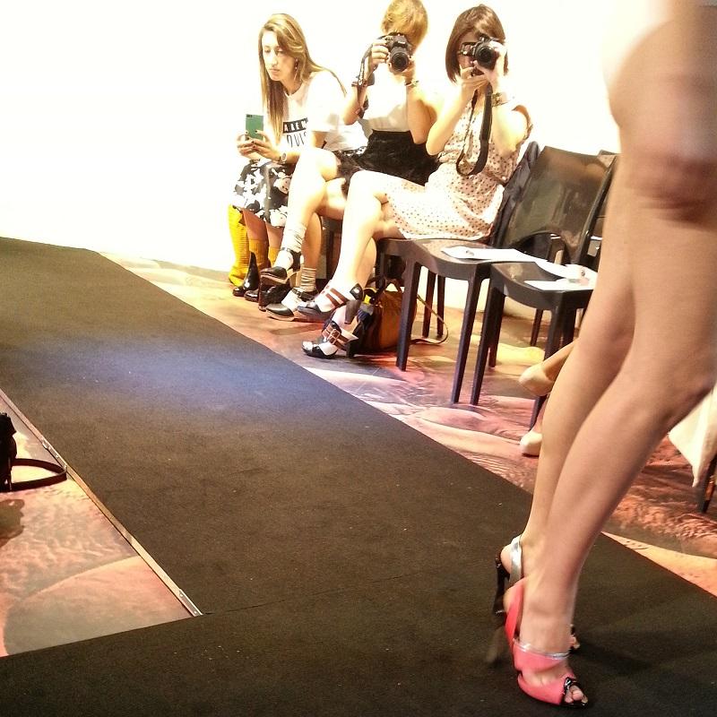 3. Luisa Tratzi Fashion show