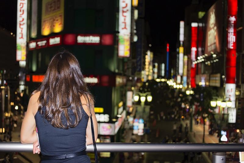 4. tokyo by night