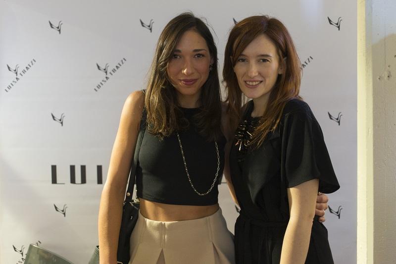 9.Luisa Tratzi fashion show