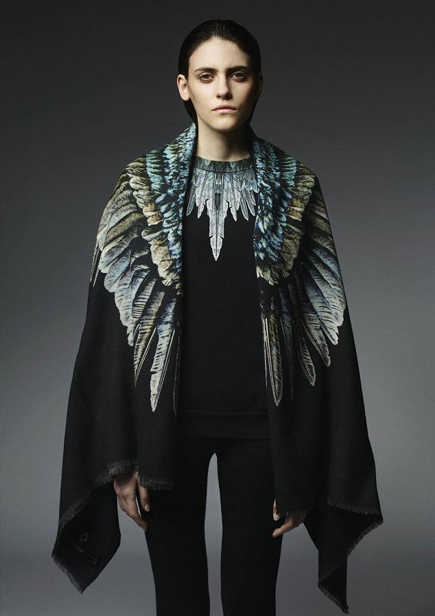 Marcelo-Burlon-County-Of-Milan-Fall-Winter-2014-2015-Womenswear-03-alas-frozen-crew-scarf