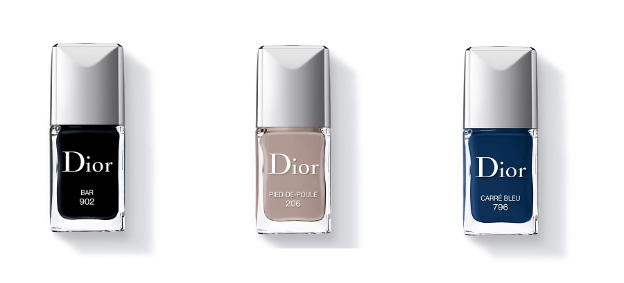 dior fall 2014-2015 nail colours