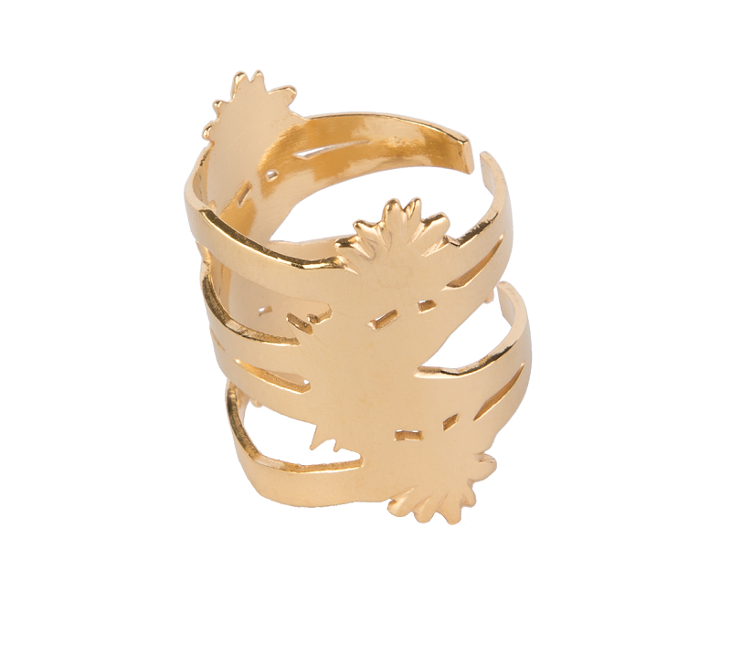Spike_gold_ring_I